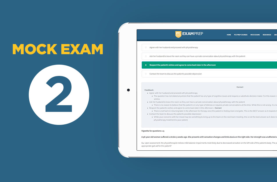image of Mock Written Exam 2